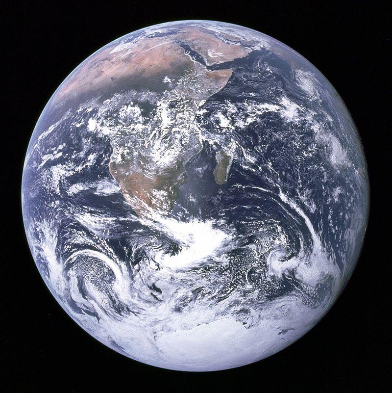 水の惑星 地球