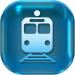 電車のアイコン